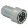 ISO 7241-1 Series A Hydraulic Quick Disconnect Couplers Socket Female Thread Agricultural Quick Disconnects