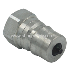 ISO B Hydraulic Couplings Made To The ISO 7241 2014 Series B Standard 1/2 Inch Plug