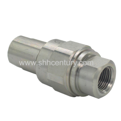 Thread Lock Type Hydraulic Quick Coupling
