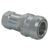TC 371 Hydraulic Quick Disconnect Coupler 10000 PSI High Pressure Socket