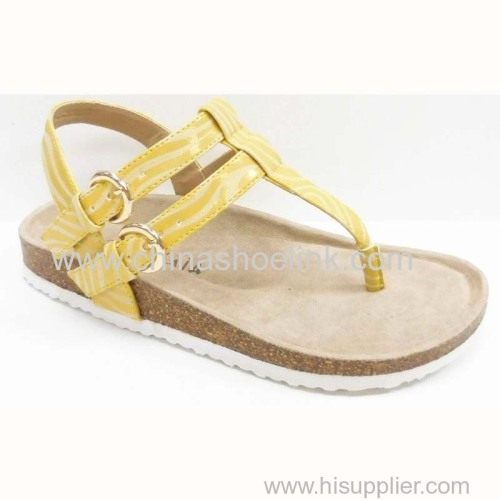 Best lady fashion sandals wholesaler summer sandals factory