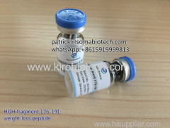 US Domestic Delivery Peptides HGH fragment 176-191 for Losing Weight and Muscle Growth High Purity Polypeptides