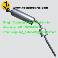 NISSAN PICK UP D22 EXHAUST MUFFLER EXHUAST SILENCER GOOD PERFORMANCE STAINELSS STEEL AUTO PARTS
