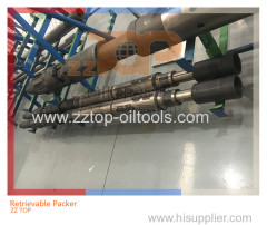 "7"" Mechanical Setting Retrievable Packer for well completion"