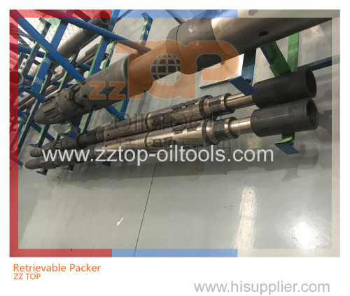 13 5/8  x 10000psi Mechanical Setting Retrievable Packer for DST operation
