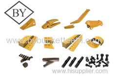 Casting Spare Parts Excavator Bucket Tooth Tips