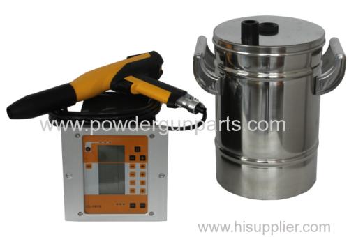 powder coating spray equipment for beginners