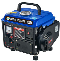 2-Stroke Portable Gasoline Generator 650W/950 model