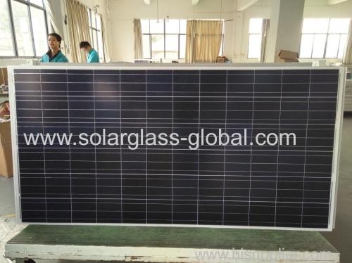 Molde polivinílico del pv del panel solar de 300w 310w 320w 325w para el sistema de bomba de agua solar