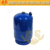 Weld Steel Lpg Gas Cylinder with Valve/Compress Gas Tank