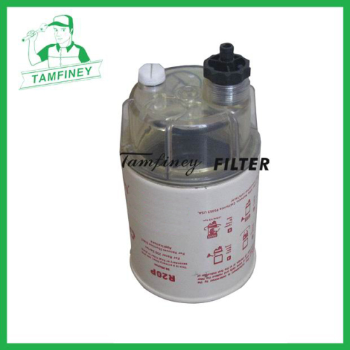 China diesel fuel water separator R20P 04723905 SFC-7104-30 FS19996 33614