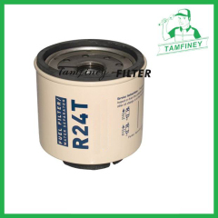 Direct Factory Hot Sale Track Parts Fuel Water Separator Filter R24T P551744 fuel filter for tractor
