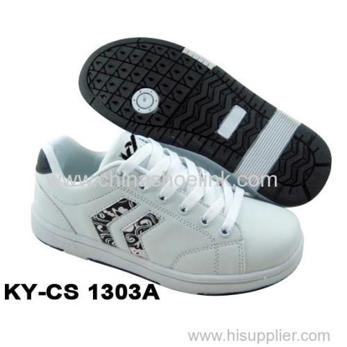 China skateboard shoe sport casual shoes exporter