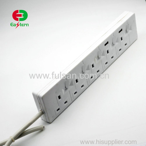 GCC PASSED China wholesale custom design international power strip