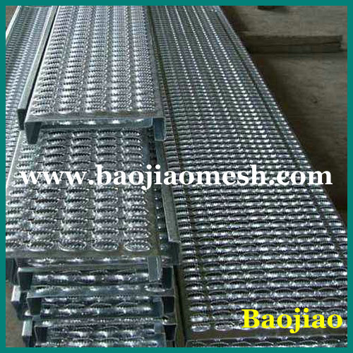 Anti Skid Plank Grating Walkway Mesh