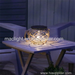 Solar Hanging Decorative Light LED Lights