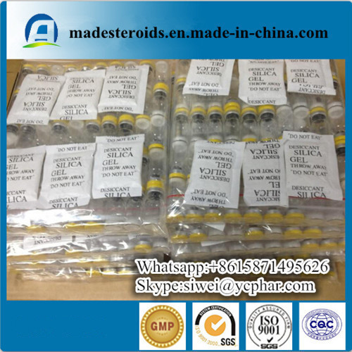 GMP Top Service Peptide Cjc1295 with Dac Peptide for Lean Muscles Cjc1295 Dac 863288-34-0