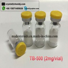 GMP Top Service Peptide Tb500/Tb-500 for Muscle Building Thymosin Beta-4 77591-33-4