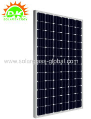 300w anti-reflective tempered mono solar panel 4BB 5BB A GRADE high effective solar pv modul