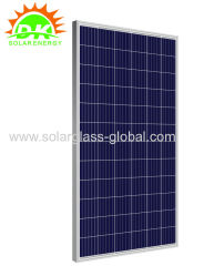 B Grade 250w poly solar panel with low price