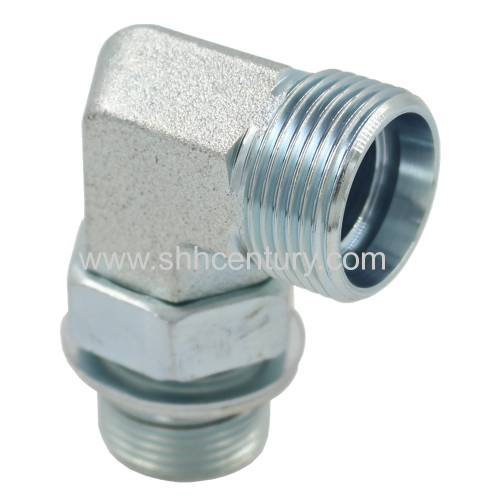 Hydraulic Adjustable Locknut Elbow