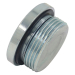 Carbon Steel Material VSTI Hydraulic Oil Plug BSP Thread ED Sealing