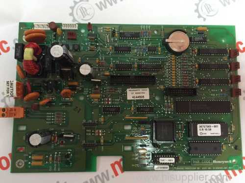 Honeywell XPR-A CPU PLC Module Measurex 51305406-100
