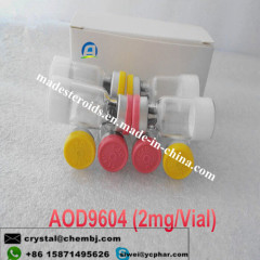 Aod9604 Top Service Injectable Peptide Aod-9604 CAS 221231-10-3 for Bodybuilding