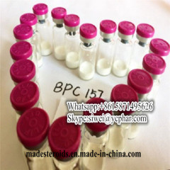 Top Service Peptides Bpc157 for Building Muscle Pentadecapeptide Bpc 157 CAS 137525-51-0