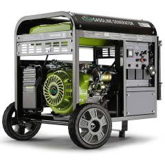 3KW-7KW GASOLINE GENERATOR PRODUCER