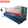 South Africa market cnc guillotine hydraulic shear machine with CE