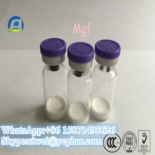 Mgf 2mg/Vial; 5mg/Vial Injectable Peptide MGF Powder Gain Muscle 12020-86-9