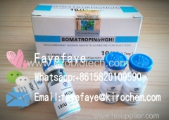 SomatropinHGH 10iu 99% purity usa warehouse domestic delivery for fitness and beauty