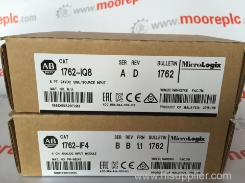 New In Box Allen Bradley MicroLogix 1400 32 Point Controller 1771-OQ16