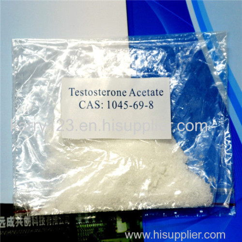 Factory Supply Steroid Powder Te stosteron Acetate For Bodybuilding Fitness