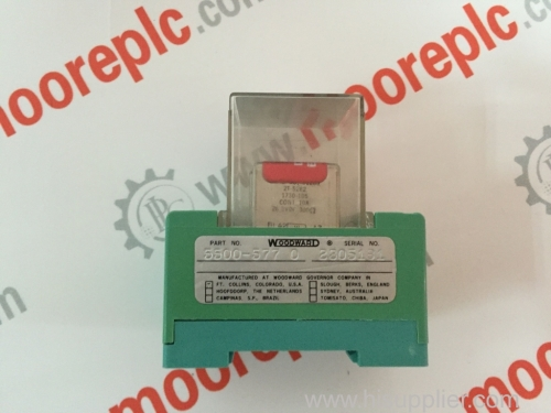 Woodward Module 5464-653 Pulse Width Modulated Output