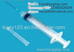 Medical Disposable Disposable Hypodermic Syringe Needle for Steroid Liquid Filling