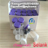 Peptides Selank Injection 5mg/vial For Stress Reduction and Muscle Building