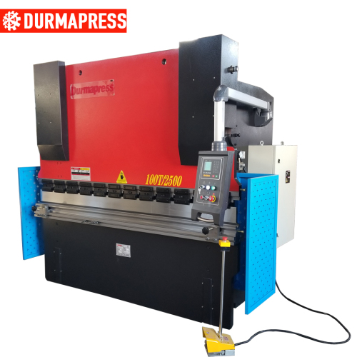 WC67Y hydraulic press brake 100ton 2500mm
