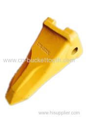 Daewoo DH360 excavator bucket teeth rock chisel style