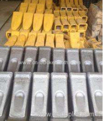 Bofors model bucket unitooth sand-casting