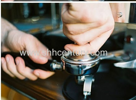 Benicci Espresso Coffee Tamper Premium Quality Stainless Steel Solid Heavy Barista Style  American Convex Base, 58mm