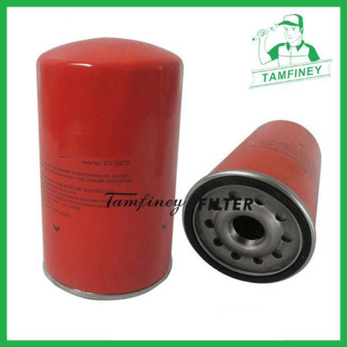 Auto parts diesel oil filter CV2473 901-101 1355179 119005-35100 995-229 LF3356 901101 995229 P551253 P559129