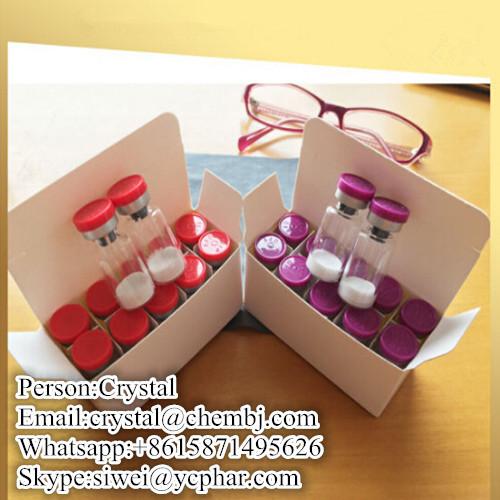 Discreet Package Strong Analgesic Peptide Hormone Dermorphin for Pain Killer
