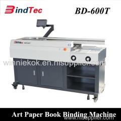 BD-600T Book Binding Machine