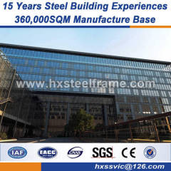 dynamic steel frame building steel buildings Grand magnificent