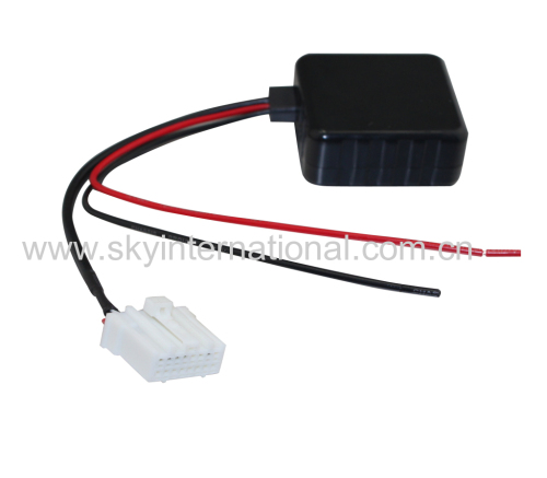 Bluetooth Module For Mazda 2 3 5 6 MX5 Aux Cable With Filter