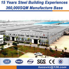 large span steel structures worldwide steel buildings Ease fabrication