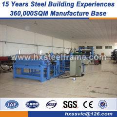 light gauge steel structures Pre-engineered steel building heavy-duty