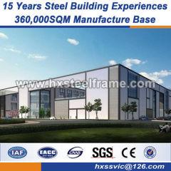 light steel prefabricated steel structures modern modular
